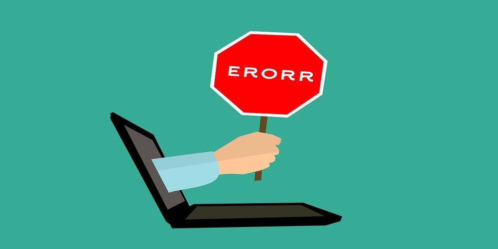 Errori programmazione Sql