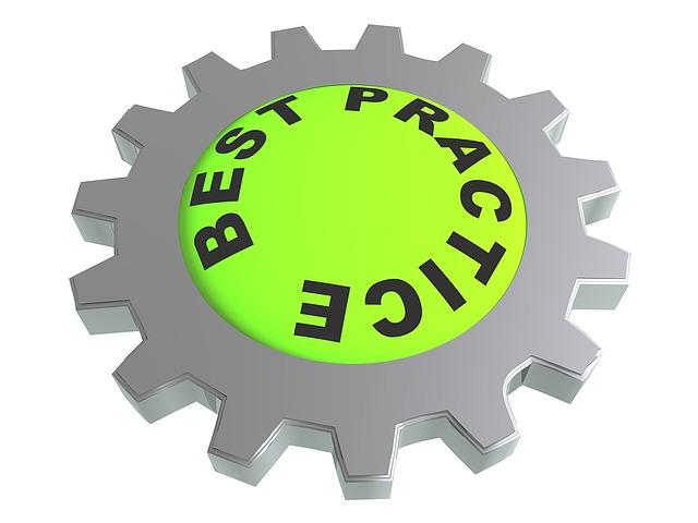 best practice SQL